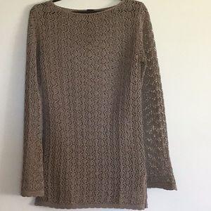 Tops - Crochet tunic